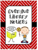 Overdue Library Notices