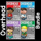 Overhead Station The COMPLETE BUNDLE