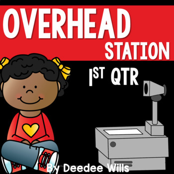 Overhead Station for 1st Qtr