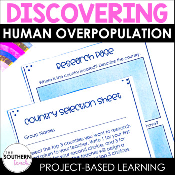 Overpopulation of Humans Project