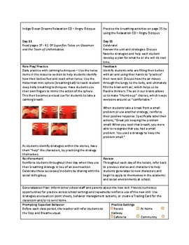 Overreactions Lesson Plan