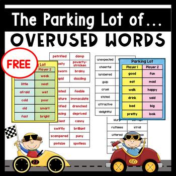Overused Words