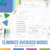 Improve Student Writing: Overused Words, Poor Sentence Structure, and More