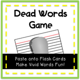 Overused Words Game