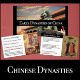 Overview - China Before & During the Middle Ages - PPT & G