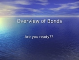 Overview of Chmical Bonds