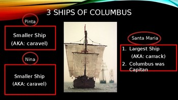 Overview of Christopher Columbus