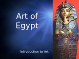 Overview of Egyptian Art (PowerPoint)