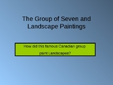 Overview of Tom Thomson & Group of Seven - PowerPoint Slideshow