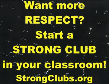 Overview of how to start the Strong Club classroom management program