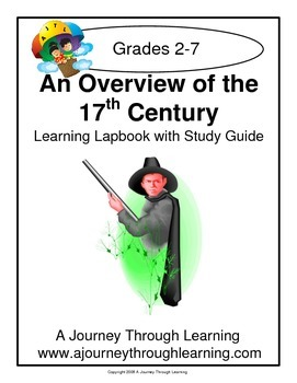 Overview of the 17th Century Lapbook