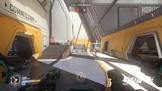 Overwatch Gameplay video game footage (D.Va)