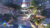 Overwatch Gameplay video game footage (Orisa)