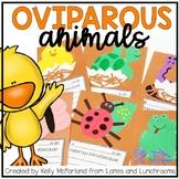 Oviparous Animal Activities {Crafts & Writing}