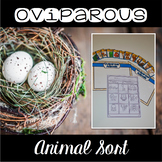 Oviparous Animal Sort