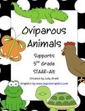 Oviparous Animals: 5th Grade STAAR-Alt