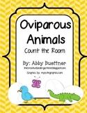 Oviparous Animals Count the Room Ten Frame