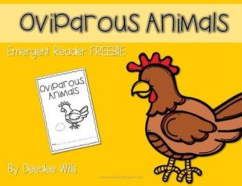 Oviparous Animals- FREE