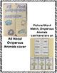 Oviparous Animals Flippy Flaps Interactive Notebook Lapbook