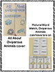 Oviparous Animals Activities Interactive Notebook Lapbook