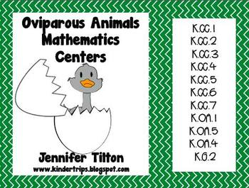Oviparous Animals Mathematics Centers