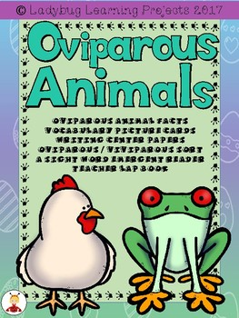 Los animales oviparos (Oviparous Animals in Spanish) - Spanish Profe |  Learn french, Oviparous animals, Ways of learning