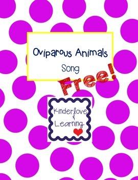 Oviparous Animals Song