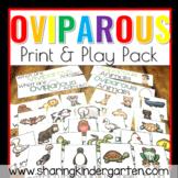 Oviparous Animals (Viviparous Animals) {Print & Play Pack}