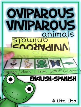 Oviparous Viviparous fold and learn