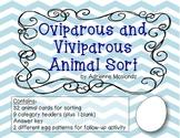 Oviparous and Viviparous Animal Sort
