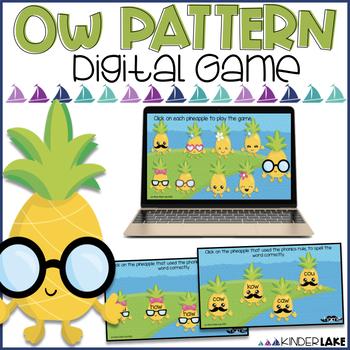 Ow Activities - Interactive Game