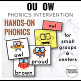 Ou Ow Activities and Games