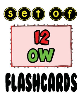 Ow Flashcards