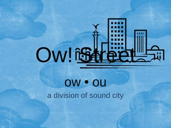 Ow! Ou! Street (Sound City)