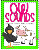 Ow Phonics and Writing Activities