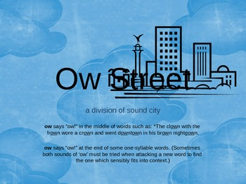 Ow Street (Sound City)