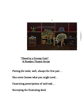"""""""Owed to a Greasy Earn"""" [A Poem]"""