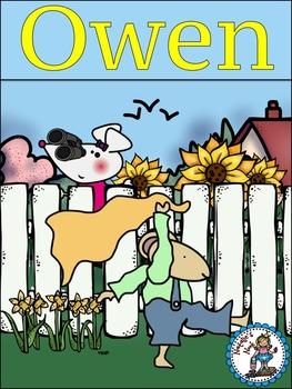 Owen {Book Companion}