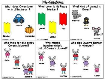 Owen: Speech & Language Book Companion