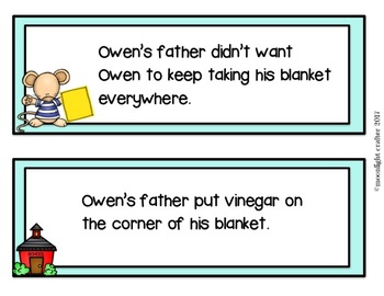 Owen Book Companion for Back to School