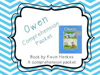 Owen Comprehension Packet
