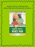 Bookworms Aligned Owen Foote, Money Man Spelling & Vocabul