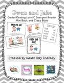 Owen & Jake: Guided Reading Level C Emergent Reader Mini B