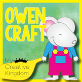 Owen Kevin Henkes Book Inspired Craft