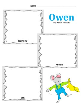 Owen Language Arts Pack
