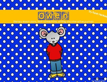 Owen Literacy Unit (Book 6)