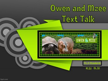 Owen and Mzee: The True Story of a Remarkable Friendship C