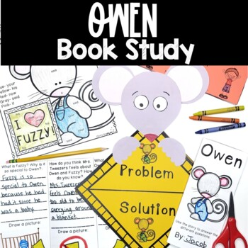Owen by. Kevin Henkes Book Study Craft and Activities