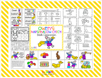 Owen's Marshmallow Chick Retelling Pack