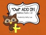 """""""Owl"""" ADD It!"""
